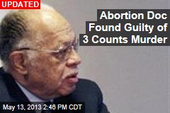 Abortion Doc's Jury Hung on 2 Counts