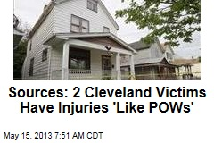 Sources: 2 Cleveland Victims Have Injuries 'Like POWs'