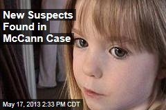 New Suspects Found in Madeleine McCann Case