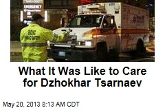 What It Was Like to Care for Dzhokhar Tsarnaev