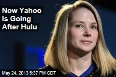 Now Yahoo Is Going After Hulu