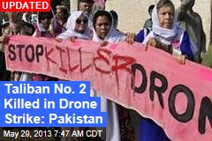First Post-Election Drone Strike Kills 7 in Pakistan