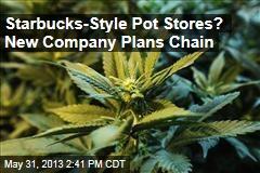 Company Plans National Chain of Marijuana Stores