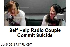 Self-Help Radio Couple Commit Suicide