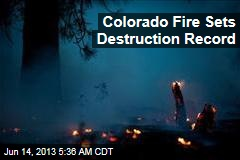 2 Dead, Hundreds of Homes Gone in Colorado Fires