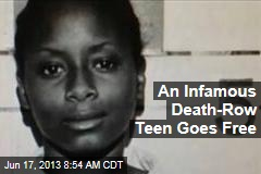 An Infamous Death-Row Teen Goes Free