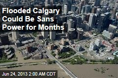 Floods Devastate Calgary —But Stampede Will Go On