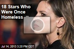 18 Stars Who Were Once Homeless