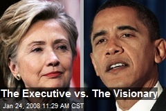 The Executive vs. The Visionary