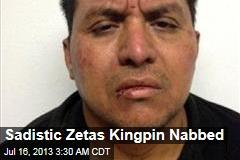 Mexico Nabs Zetas Kingpin