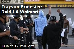 Mayor Pleads for Calm as Trayvon Protests Shake LA