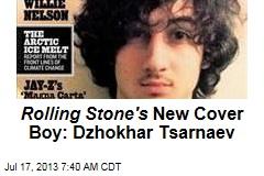 Rolling Stone's New Cover Boy: Dzhokhar Tsarnaev