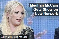 Meghan McCain Gets Show on New Network