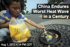 China Endures Worst Heat Wave in a Century