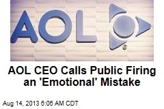 Brutal Public Firing at AOL Goes Viral