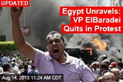 Dozens Killed as Egypt Raids Protest Camps: Reports