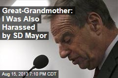 Great-Grandmother: I Was Also Harassed by SD Mayor