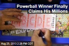 Powerball Winner Finally Claims his Millions