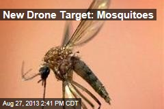 New Drone Target: Mosquitoes