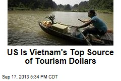 US Is Vietnam's Top Source of Tourism Dollars