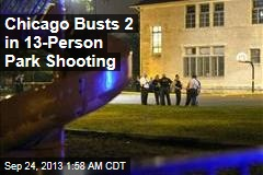 2 Busted in Chicago Mass Shooting