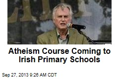 Atheism Class Coming to Irish Schools