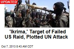 Target of Failed Somali Raid: 'Ikrima'