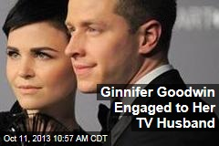 Ginnifer Goodwin Engaged to Her TV Husband