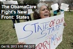 The ObamaCare Fight's New Front: States