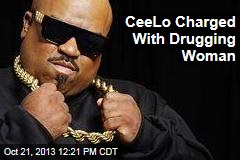 CeeLo Charged With Drugging Woman