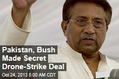 Pakistan Agreed to Many Drone Strikes: Reports