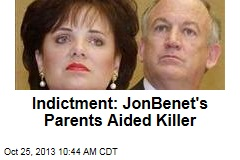 Indictment Accused Parents of Aiding JonBenet's Killer