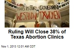 Now Court Says Texas Abortion Law Can Stand