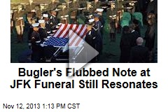 Bugler's Flubbed Note at JFK Funeral Still Resonates