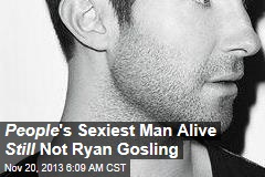 People 's Sexiest Man Alive Still Not Ryan Gosling