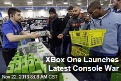 XBox One Launches Latest Console War