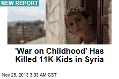 Syria: Snipers, Death Squads Target Kids
