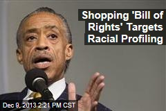 Shopping 'Bill of Rights' Targets Racial Profiling