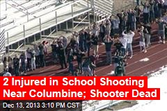 Shooting Reported at Colorado High School