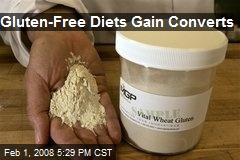 Gluten-Free Diets Gain Converts