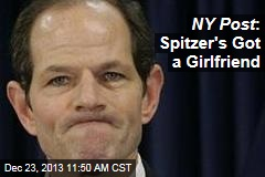 NY Post : Spitzer's Got a Girlfriend