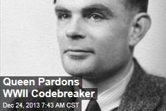 Queen Pardons Gay WWII Codebreaker