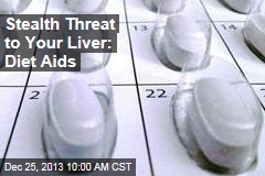 Stealth Threat to Your Liver: Diet Aids