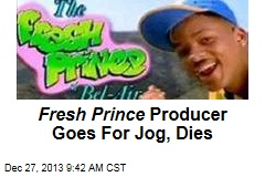 Fresh Prince Producer Goes For Jog, Dies