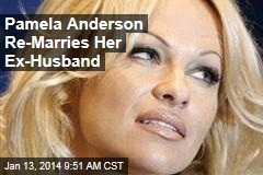 Pamela Anderson Re-Marries Her Ex-Husband
