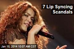 7 Lip Syncing Scandals