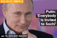 Putin: Gays Will Be Fine, Stay Away From Kids