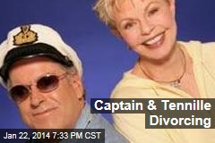 Captain & Tennille Divorcing