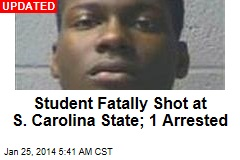 Student Shot, Injured at South Carolina State