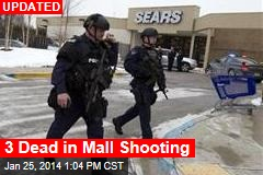 3 Dead in Mall Shooting